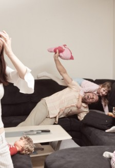 Esti o mama stresata? Ia masuri!