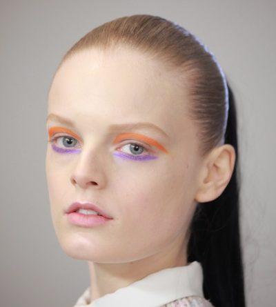 Make-up in doua tonuri